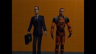 Half-Life ВКРАТЦЕ ЧАСТЬ 2