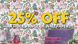Forget Spring cleaning, get Spring decorating with these fresh deals from Guthrie Bowron.