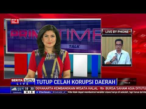 Dialog: Tutup Celah Korupsi Daerah #2