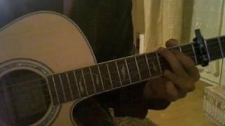 Accords guitare pour jouer la cerise de Matmatah