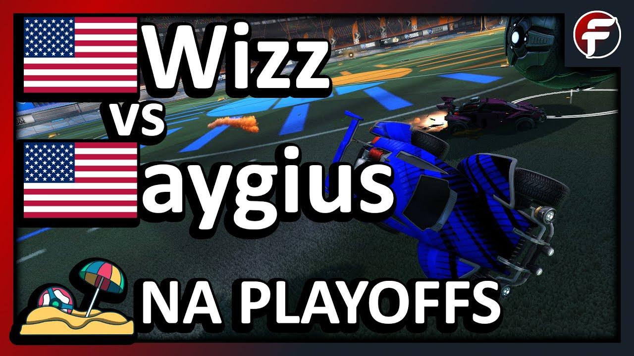 Wizz vs aygius   Feer Fest NA Regional   Rocket League 1v1