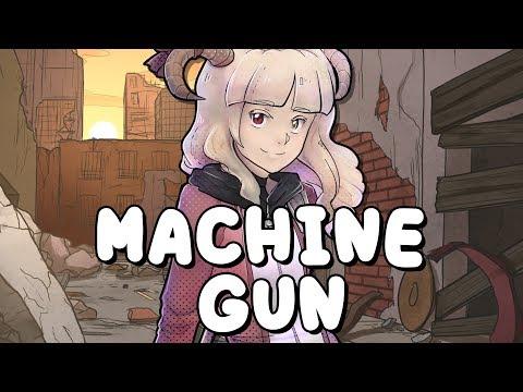 Kira - MACHINE GUN『German Cover』 | Jinja