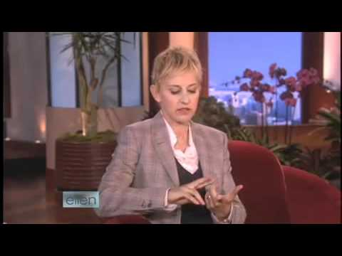 Lindsay Lohan Tells Ellen Everything!