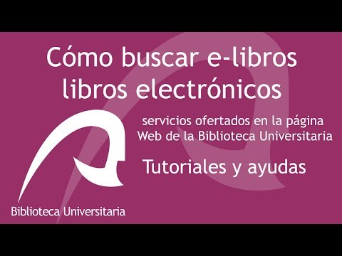 cómo-buscar-libros-electrónicos---how-to-search-electronic-books-(2017)