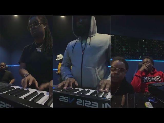 Chopsquad & Wilafool Make 2 Beats! (Alien Lead Goes Dumb! 👽)