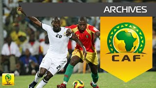 Ghana vs Guinea - Africa Cup of Nations, Ghana 2008
