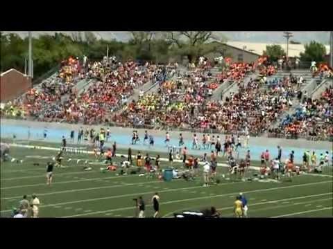 Iowa State Track 2011 - 3A 1600 Meter - Ryan McMah...