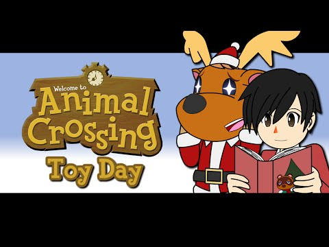 Animal Crossing - Toy Day
