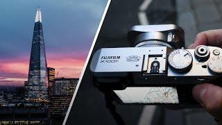 Video FUJIFILM X100F — LONDON CITY STREET PHOTOGRAPHY download MP3, 3GP, MP4, WEBM, AVI, FLV Agustus 2018