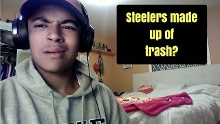 Steelers made up of Fools?! | Reaction to The Pittsburgh Steelers Football Pharisee