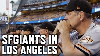 SFGiants Los Angeles Road Trip: September 6-8