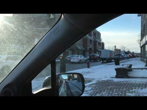 Richmond Hill Downtown Awful Traffic congestion