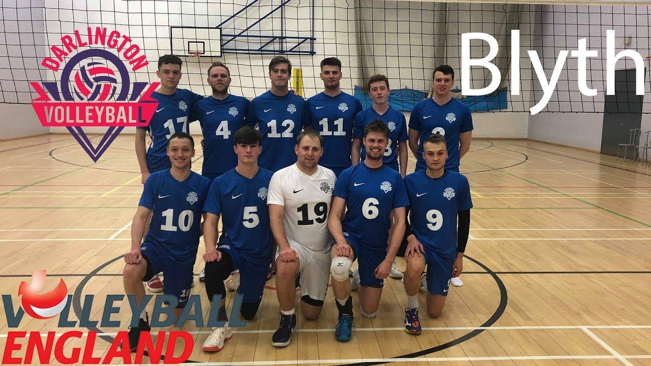 Haughton Darlington Vs. Blyth Volleyball Game