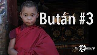 Marihuana en la calle y un hotel espectacular - Bután #3