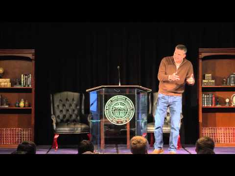 Alumni Academy: What Is Biblical Theology? The Bible's Big Story with Dr. Jim Hamilton