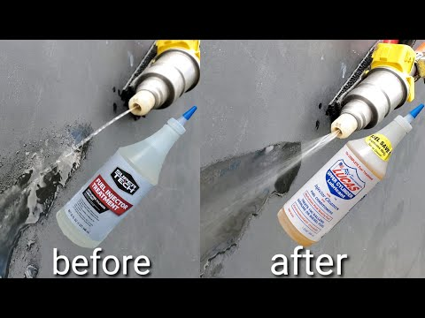 Lucas vs super tech. Fuel injector cleaner!