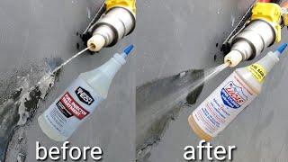 Lucas vs super tech. Fuel injector cleaner!