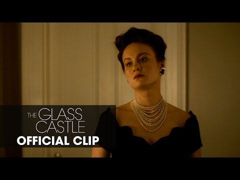 "The Glass Castle (2017) Official Clip ""Noise"" – Brie Larson, Woody Harrelson"