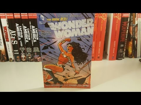Wonder Woman Vol 1 Overview