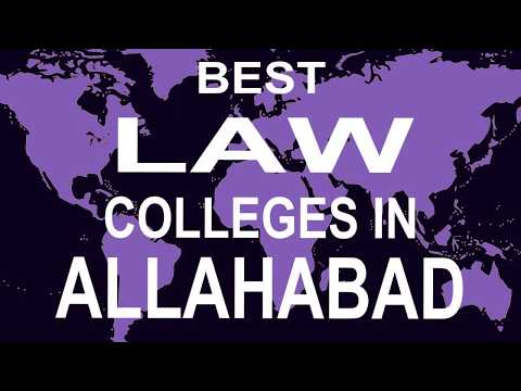 Best Law Colleges and Courses in Allahabad