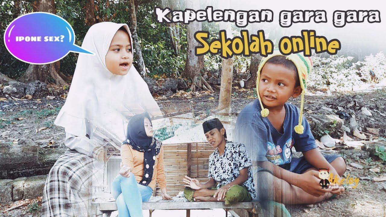GARA GARA    sekolah online kapelengan reng miskenah