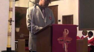 4-13-14 Epistle Lesson - Philippians 2:5-11 - read by Leon Goodman