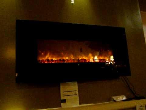 Yosemite Home Decor: Electric Fireplace: DF-EFP700 - YouTube