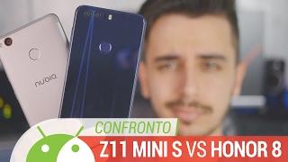 Honor 8 vs Nubia Z11 Mini S: acquisti intelligenti! Confronto ITA | TuttoAndroid