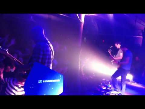 "Circa Survive (NEW SONG! called ""EPIC"" on setlist) @ The Loft, Lansing MI HD 9/24/11 (4/12)"