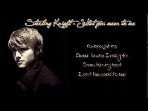Christopher Wilde - What You Mean To Me Lyrics | MetroLyrics