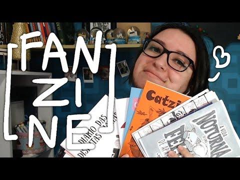 Vamos Falar Sobre FANZINES!!