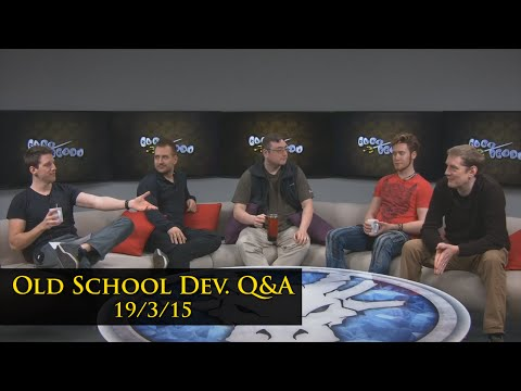 Old School Runescape Q&A - Hellhound Boss/Bow-Sword/Placeholders