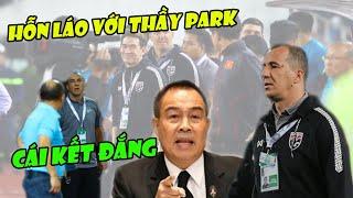Tin bóng đá Việt Nam 21/11: HỖN LÁO với thầy Park, trợ lý ông Nishino nhận cái kết đắng