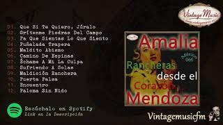 Amalia Mendoza. Rancheras, Colección México #66 (Full Album/Album Completo)