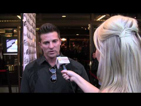 Interview with Steve Burton (Jason Morgan on General Hospital)