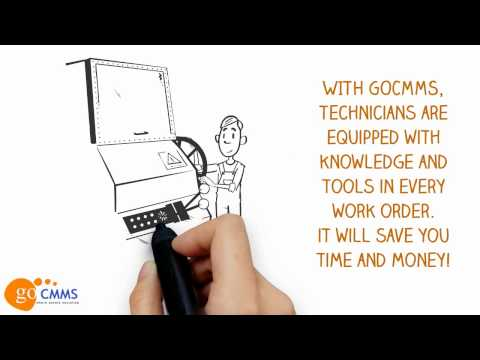 Free CMMS Software | GoCMMS CMMS Feature