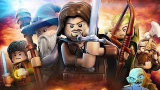 DRUŻYNA PIERŚCIENIA - LEGO Władca Pierścieni #2