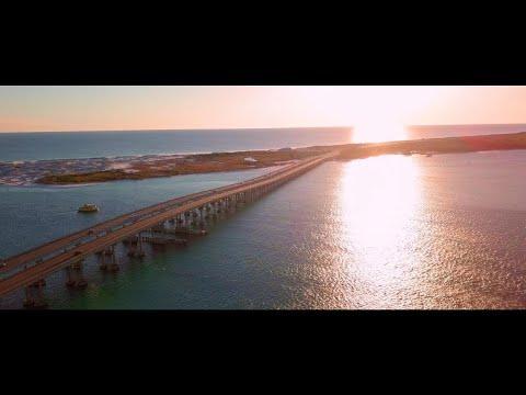 A Taste Of Paradise (Destin Harbor Walk) | DJI Mavic Pro
