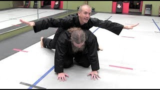 Kung Fu Grappling | How to Keep Them Down & How to Escape a Street Fight!