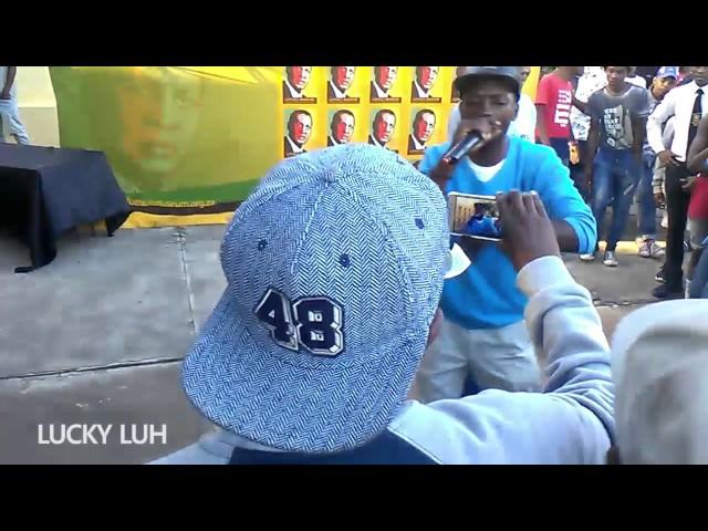 Thabza - Umbuzo Lowo performance
