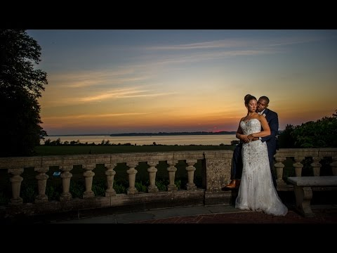 Blithewold Mansion wedding | Julie and Donnie