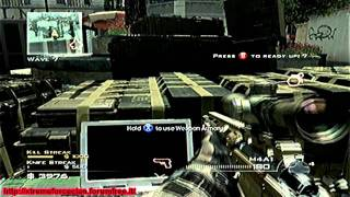 Modern Warfare 3 - Special Ops - LIVE GAMEPLAY ITA