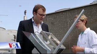 Phát minh sáng tạo giúp lưu trữ năng lượng mặt trời
