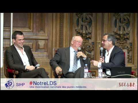 SIHP #NotreLDS 5 mars 2015 en Sorbonne