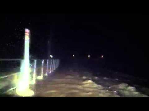 Machynlleth dovey river crossing in ford galaxy