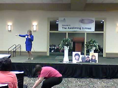Jo Ellen Stevens  - The Awakening Conference / Tinley Park - April 2013