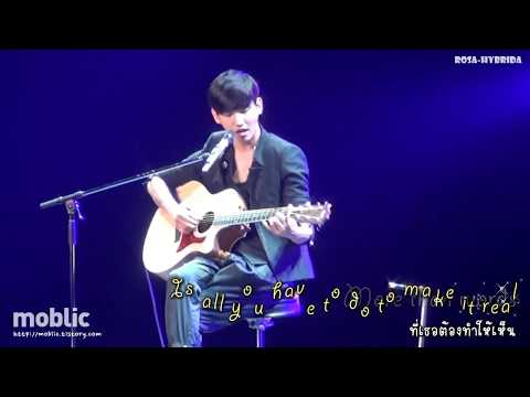 [Karaoke] ★ Changmin - More than words (Eng Lyric & Thai Trans)