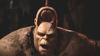 Mortal Kombat XL All Fatalities/Stage Fatalities on Goro, this is a...