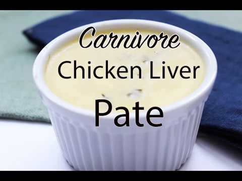 liver pate carnivore diet