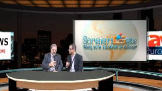 WebTV at ISE 2011: Minicom Digital Signage